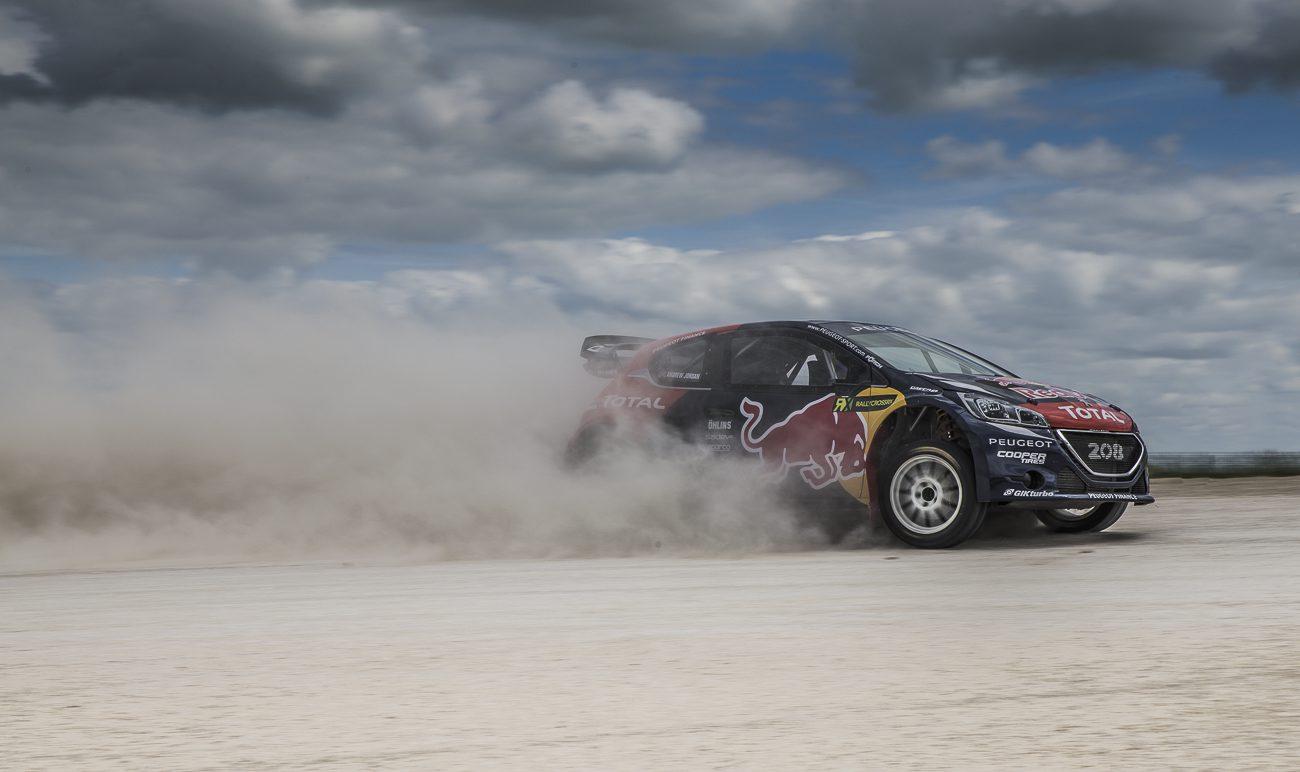 Andrew Jordan - World Rallycross