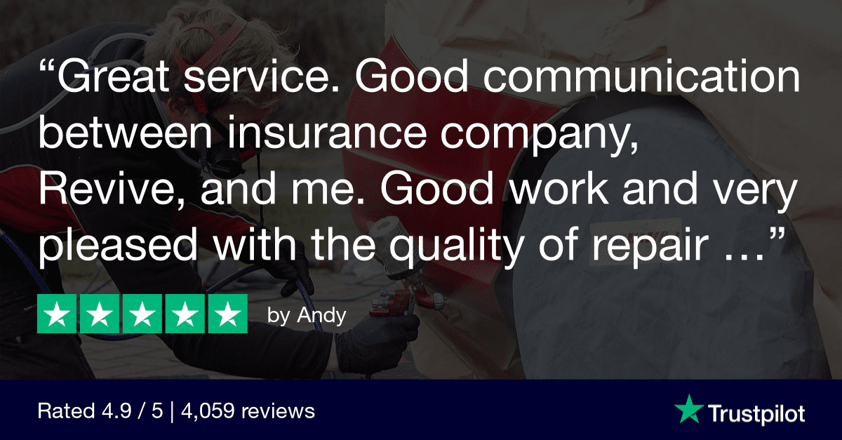 Trustpilot Review - Andy (UK)