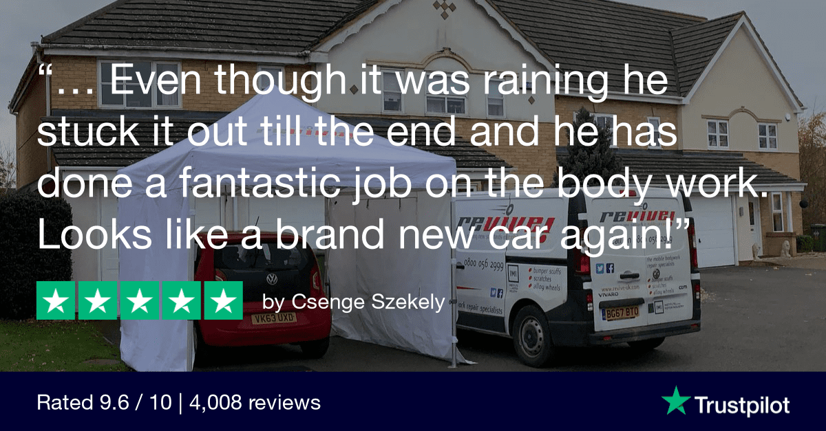 Trustpilot Review - Csenge Szekely (Revive! UK)